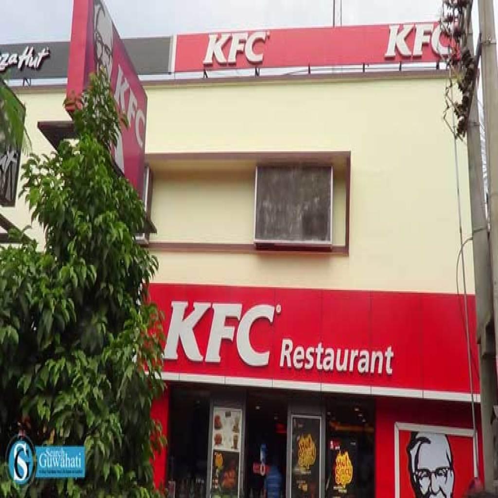 Kfc Open Kitchen: KFC Restaurant Guwahati 3