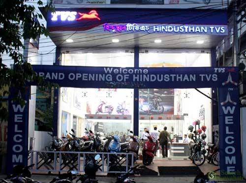 Hindustan-Autozone-TVS-Showroom-Guwahati-Adabari