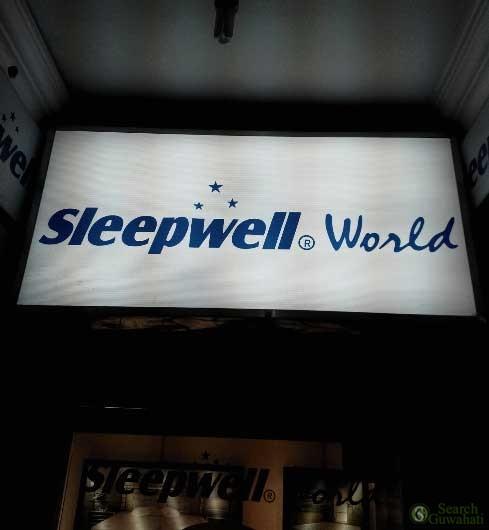Sleepwell-World-store-in-Guwahati