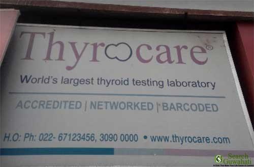 Thyrocare-Diagnostic-center--Guwahati