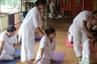 Seva Bharati Purbanchal Yoga Guwahati