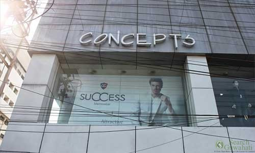 Concepts-Clothing-Store-Guwahati